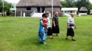Fijian Dress