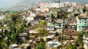 Great View in Kohima!